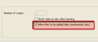 Tips Menyimpan Data di CD-R Secara Berulang-Ulang