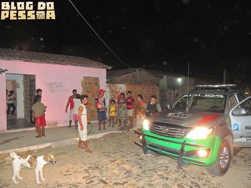 TIROTEIO NA RUA CARPINO,NO BAIRRO PIAUÍ,EM PARNAÍBA