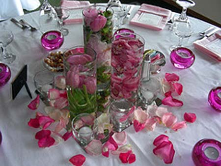 cheap wedding centerpiece