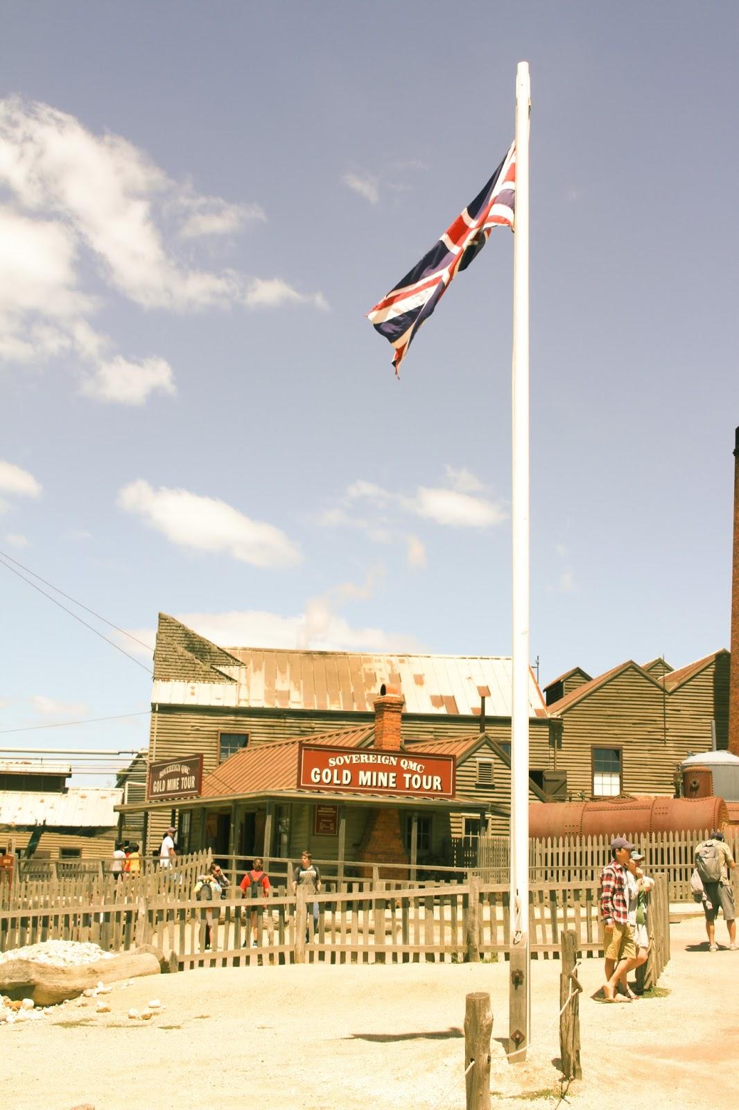 Sovereign Hill Ballarat with Finding Femme