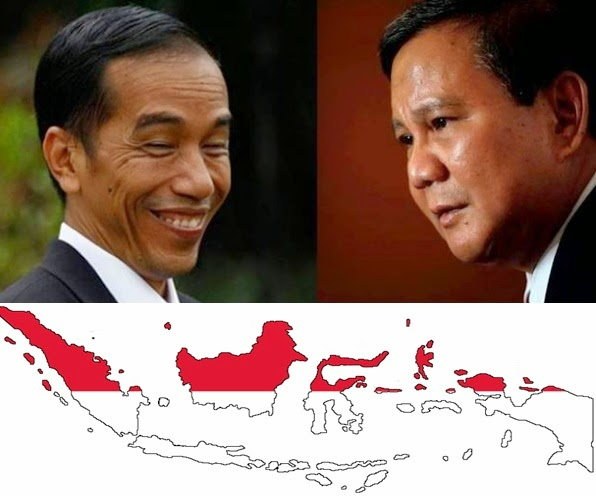 Indonesia - Jokowi vs Prabowo