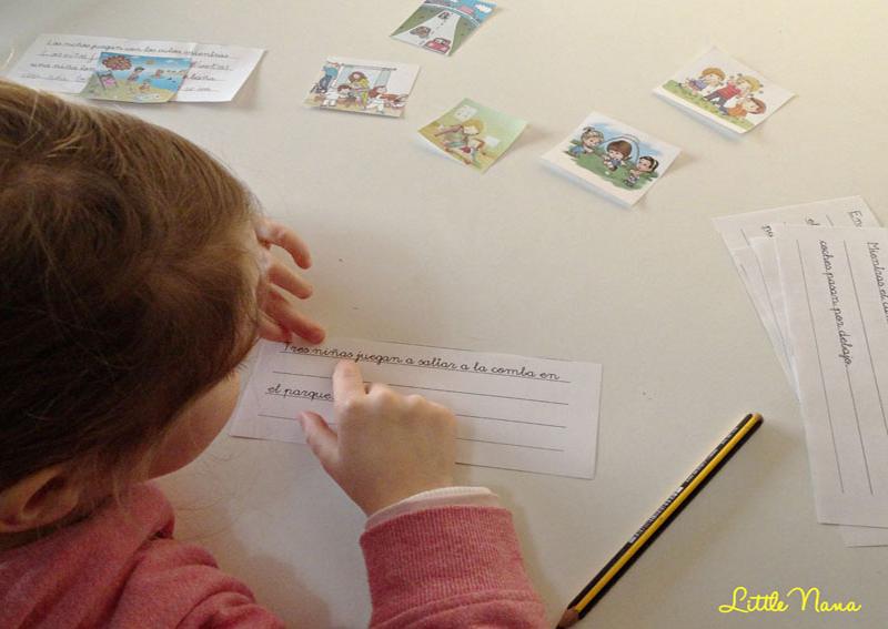 Recurso educativo lectoescritura y comprension lectora