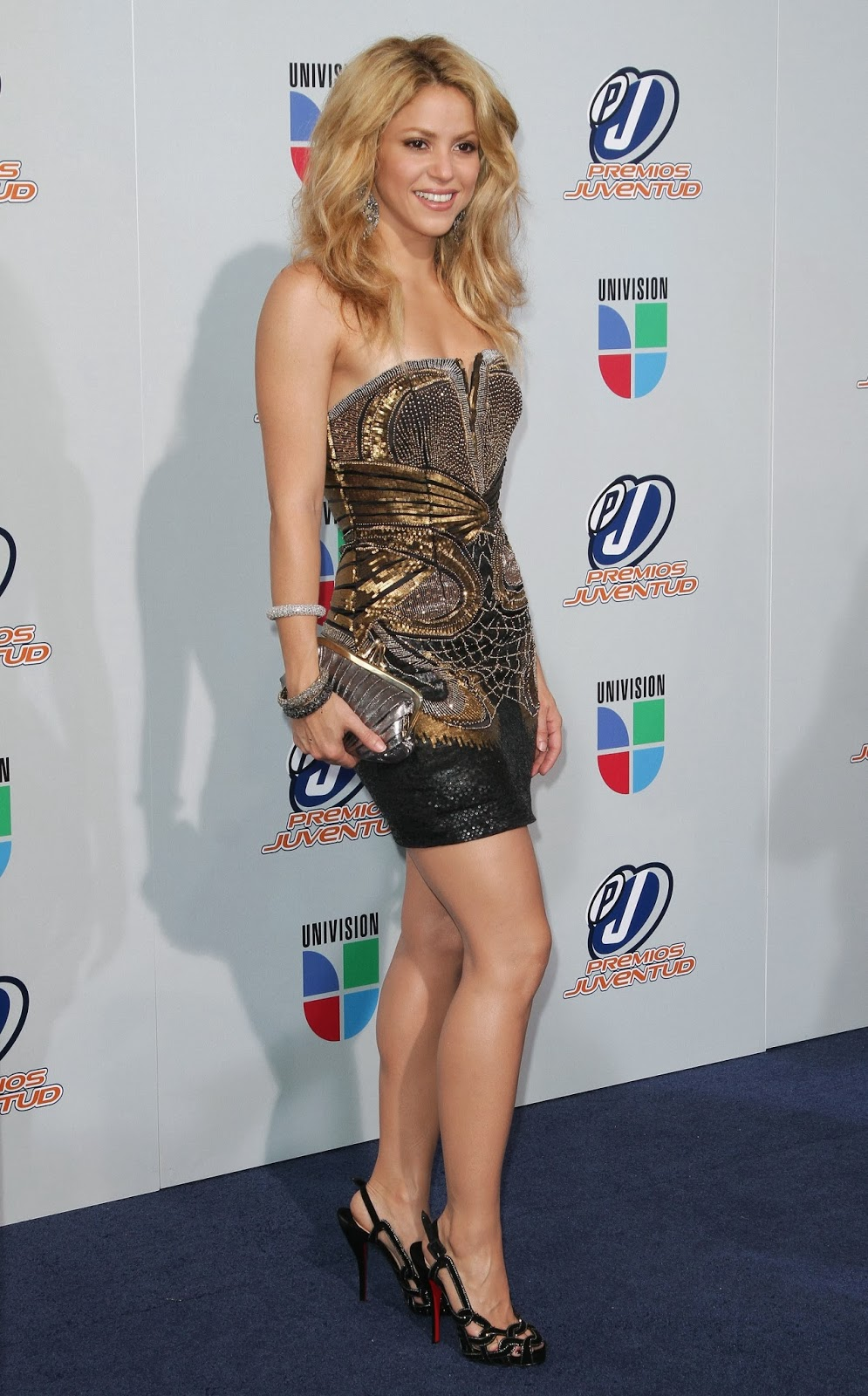 Celebrity Legs And Feets Shakira S Sexy Legs Thighs And