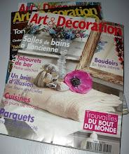 Magazines et livres préférés - infinie inspiration