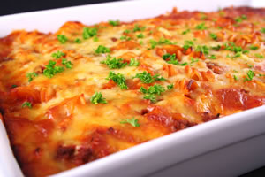 membuat Lasagna Keju Dan Daging Mantap