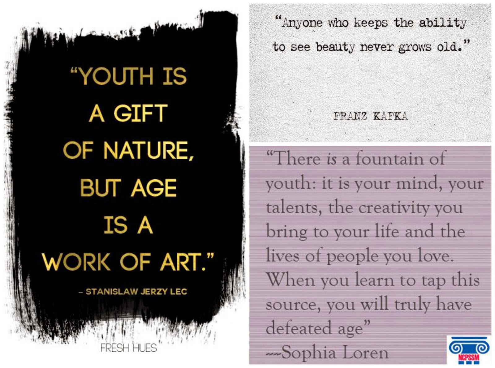 Youthful Aging Quotes
