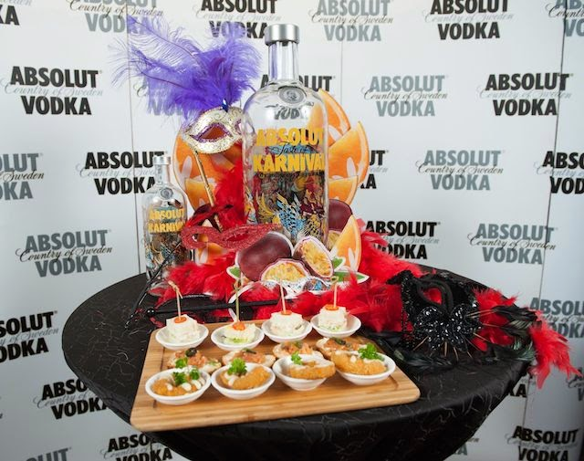 Absolut Launches The New Limited Edition Absolut Karnival