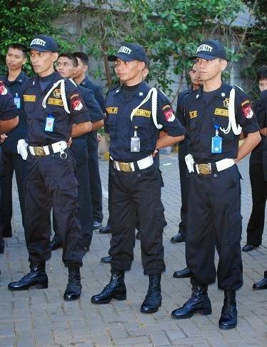 Lowongan Kerja Menjadi Security Agustus 2014 Terbaru