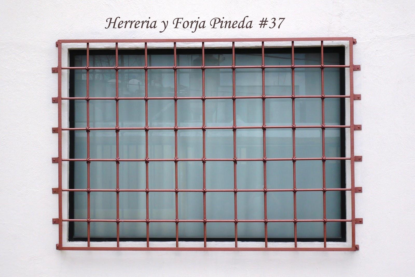 Protecciones Para Ventanas De Herreria