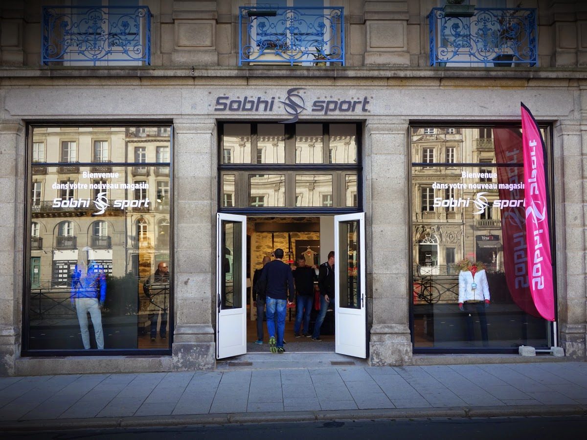 SOBHI SPORT - 4, quai Emile Zola - 35000 Rennes