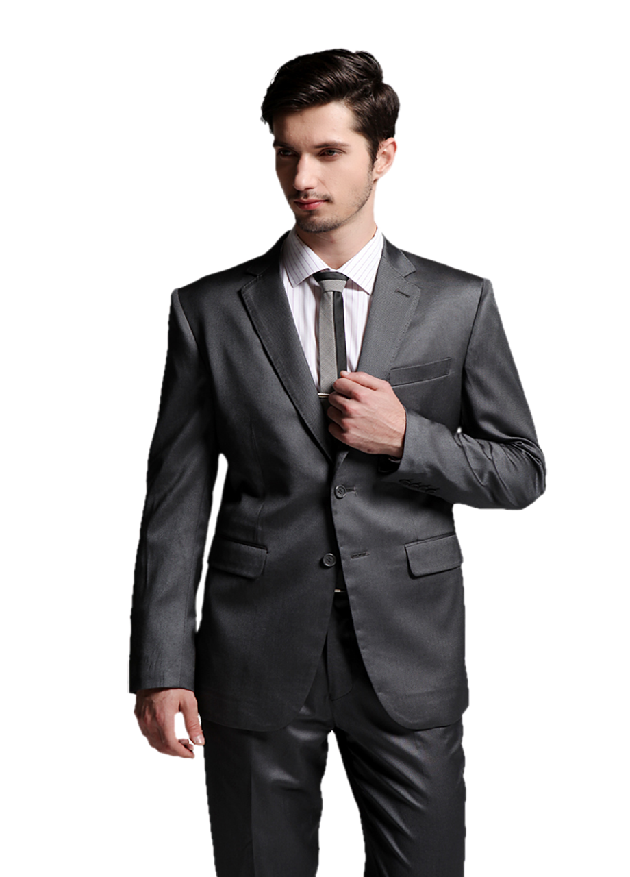 Fashion Bespoke Suits Online: Navy Blue Men's Suits