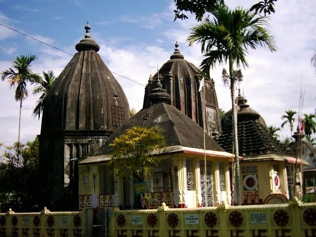 Mahadev, Ganesh and Shani Temples