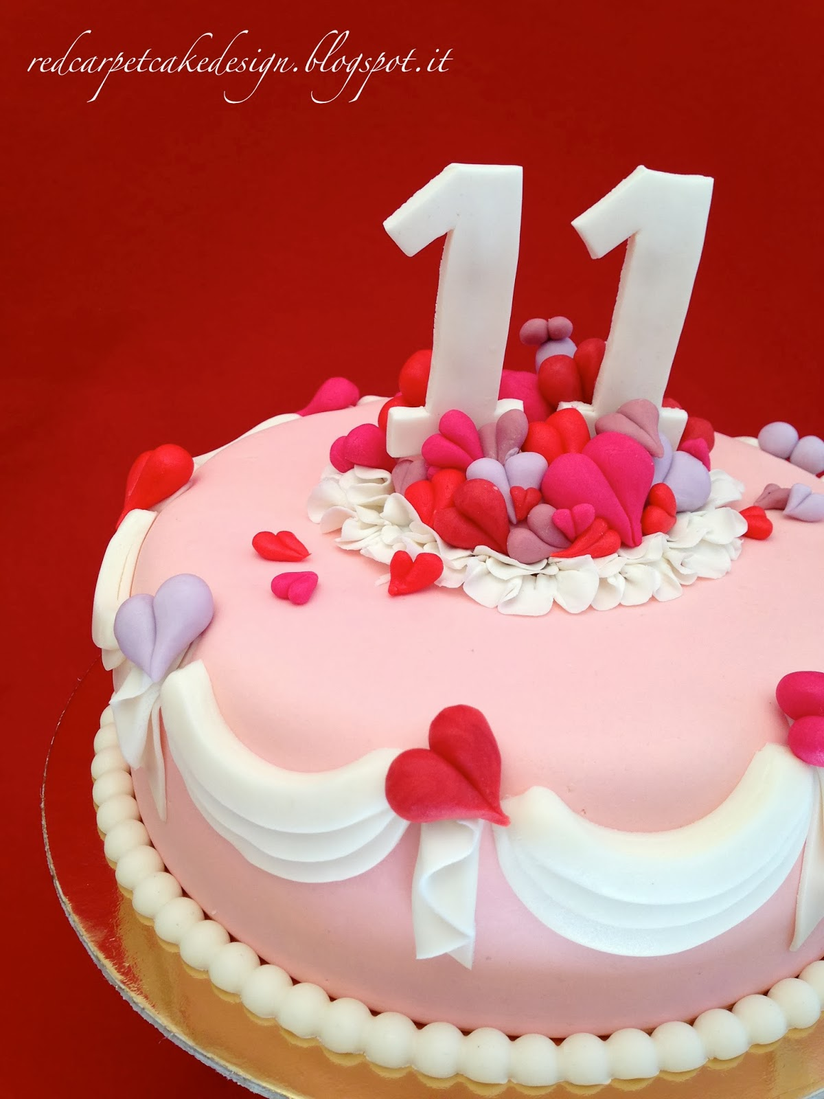 SWEETY 11 CAKE & COMIX CAKE by Red Carpet Cake Design® | Red ...