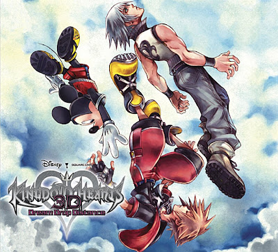 Kingdom Hearts 3D Disneyland Disney