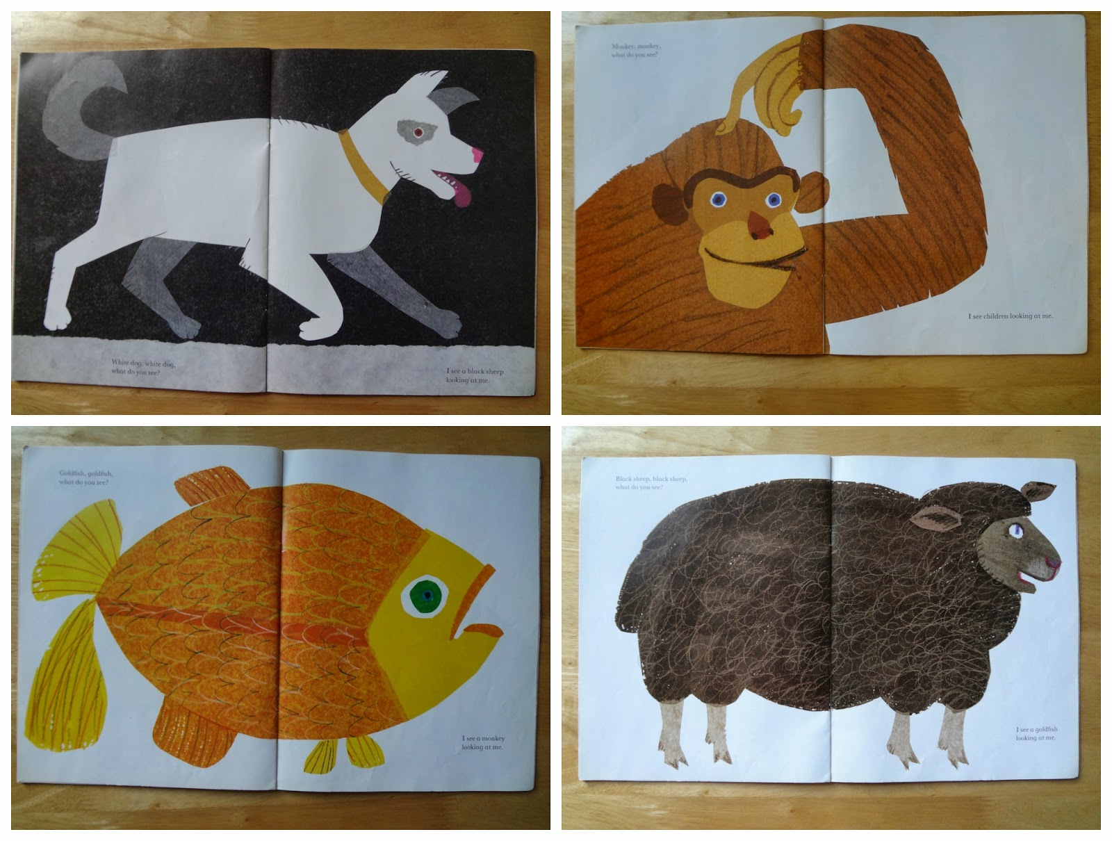 Brown Bear Brown Bear What Do You See Red Bird Brown bear, brown bear,