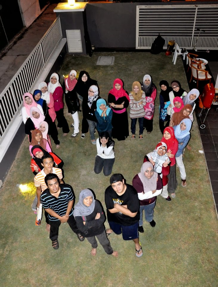 Geng SSCE (from 2011 till now)