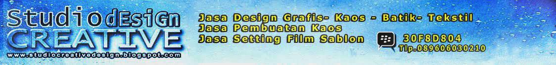 studio creative desain