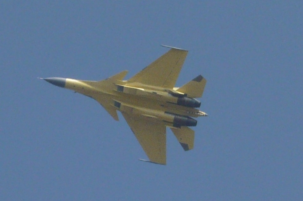 New Prototype of Shenyang J-15 Flying Shark | Global ...