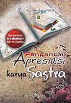 toko buku rahma: buku PENGANTAR APRESIASI KARYA SASTRA     , pengarang aminuddin, penerbit sinar baru algensindo