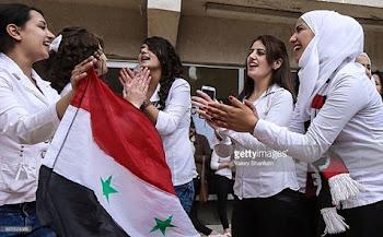 Η Συρία ψηφίζει και παραδίδει μαθήματα Δημοκρατίας!