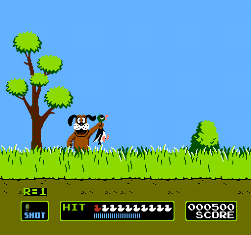 game tendo duck hunt