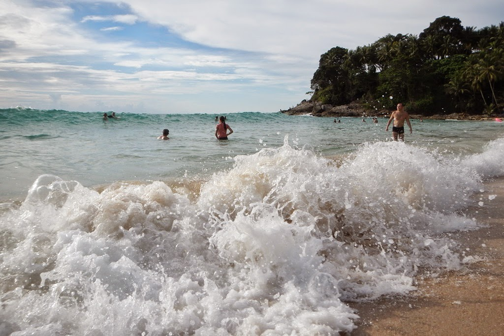 Suring Beach Phuket