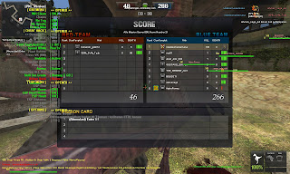 Cheat Point Blank Terbaru 12 Juni 2012