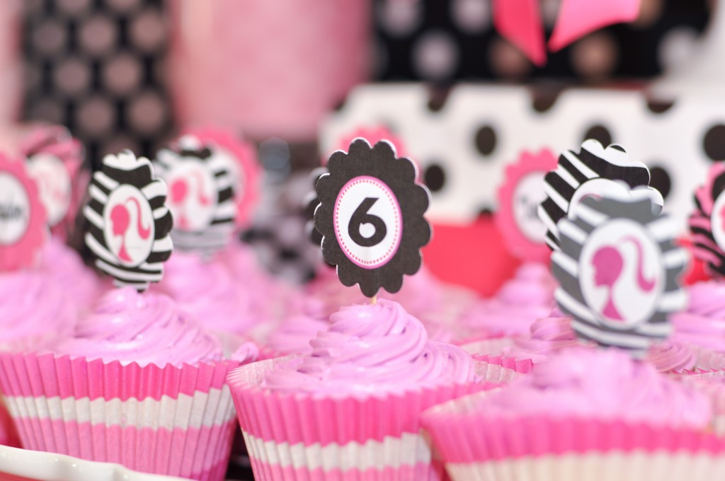 Barbie party decoraci n de fiestas de cumplea os - Todo para fiestas de cumpleanos ...