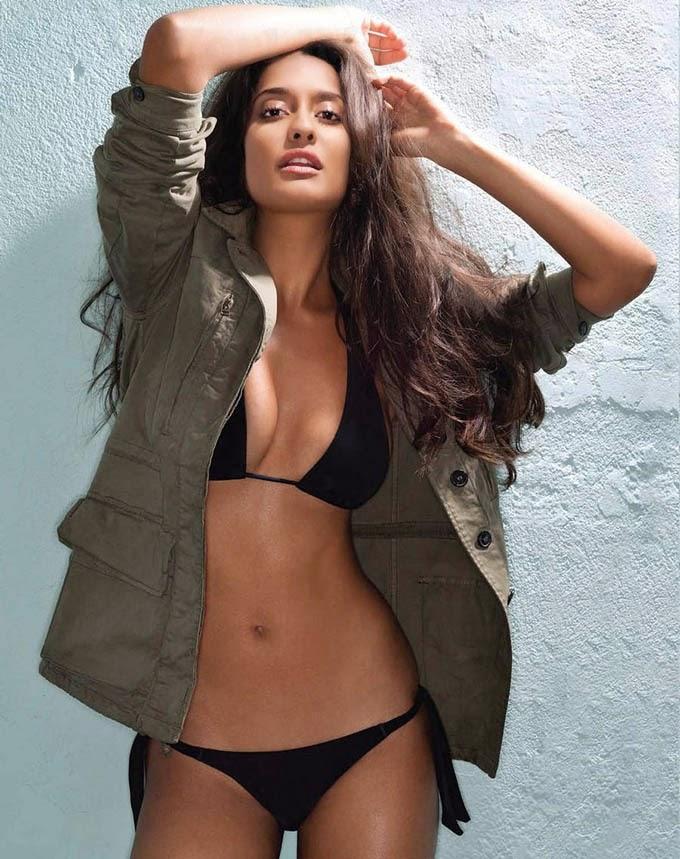 lisa haydon bikini photo
