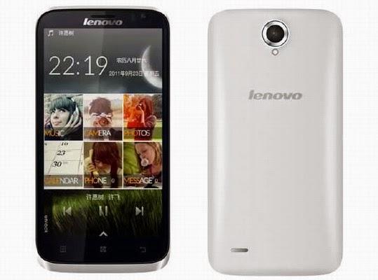 harga hp Lenovo A859