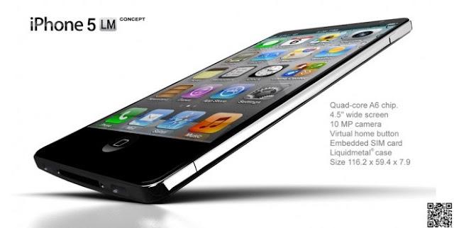 iPhone 5 10 Megapixels camera