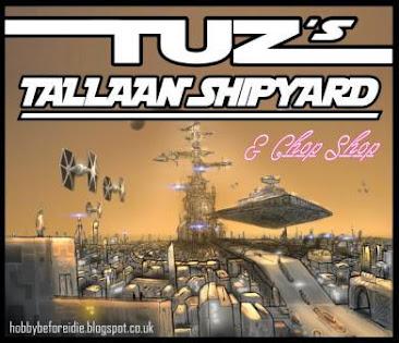 The Shipyard...