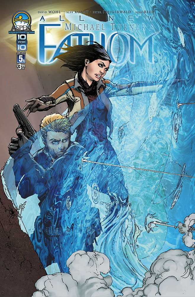 Preview: ALL NEW FATHOM #5