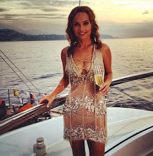 Giada De Laurenttis Bikini Monaco