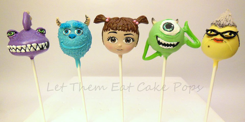 How To Make A Monsters Inc Mike Cake