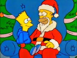 El Especial de Navidad de los Simpsons