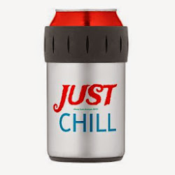 Just Chill Thermos Can Cooler