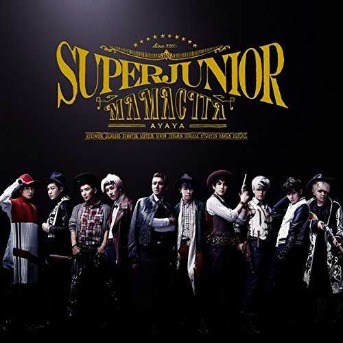 [MUSIC] SUPER JUNIOR – MAMACITA-AYAYA-  (2014.12.17/MP3/RAR)