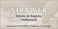 SISTEMA DE REGISTRO PROFISSIONAL