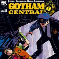 Gotham Central ¿una serie de televisión?