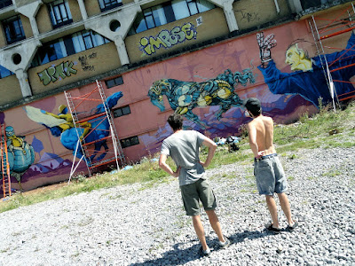 Art Osons Graffiti