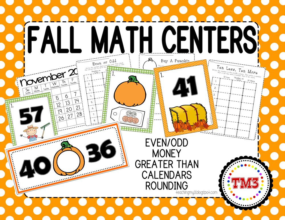 2nd grade math centers pdf