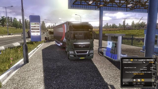 Euro Truck Simulator 2 v1.16.2 Full Download