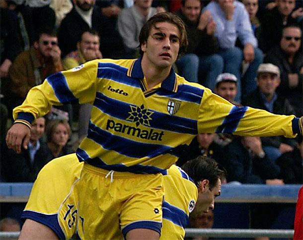 Fabio Cannavaro Cannavaro+Parma