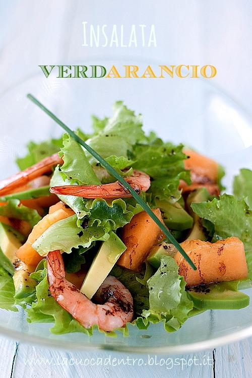 insalata verdarancio
