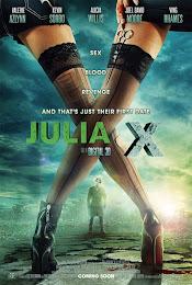 Julia X (Julia X 3D) (2011) [Latino]
