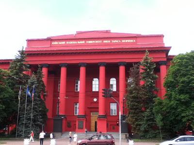 Kiev University, Kiev