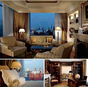 Ritz-Carlton Suite, Ritz-Carlton Moscow