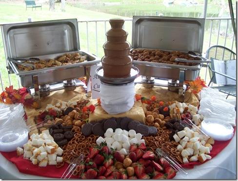 Wedding Reception Food Weddings Summer Picturesso