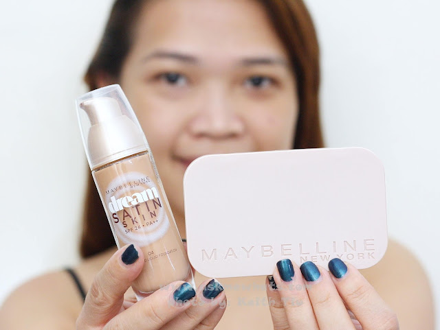 Maybelline Dream Satin Skin Review